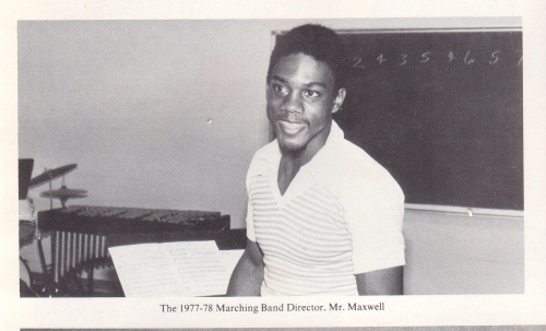 Mr. Maxwell, what a great guy.