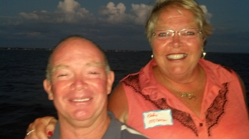 Billy and Kathy McNeese