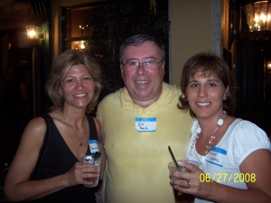 Donna Helton, Ed Beck, and Kathy Waters